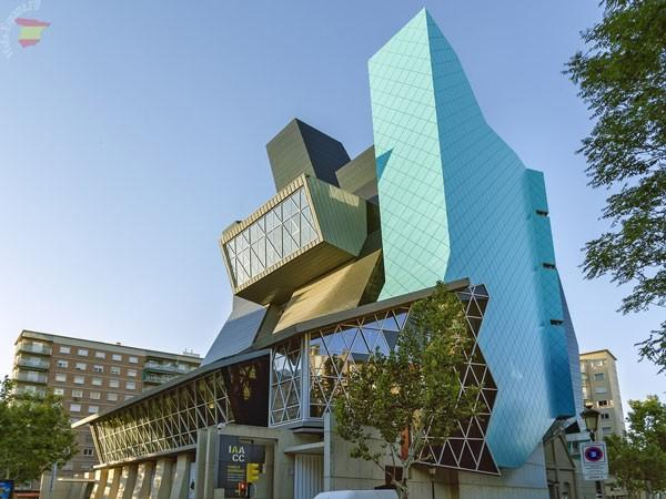 Арагонский Институт современного искусства и культуры имени Пабло Серрано