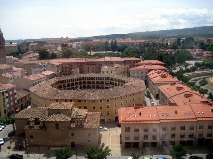Старинный город Тарасона