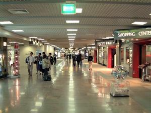 Аэропорт Фьюмичино Италия