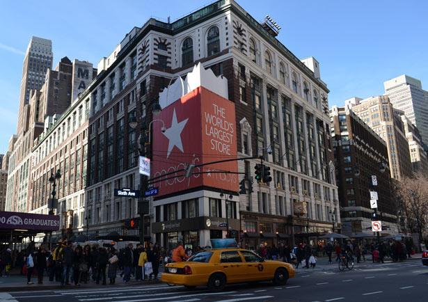 Шоппинг в Нью-Йорке