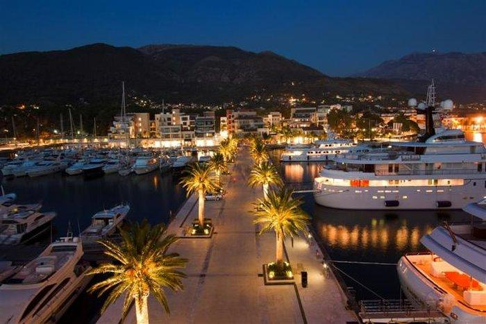 Порт Монтенегро - Tivat Porto Montenegro