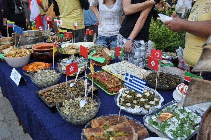 Тиват - гастрономический фестиваль «Жуженица»