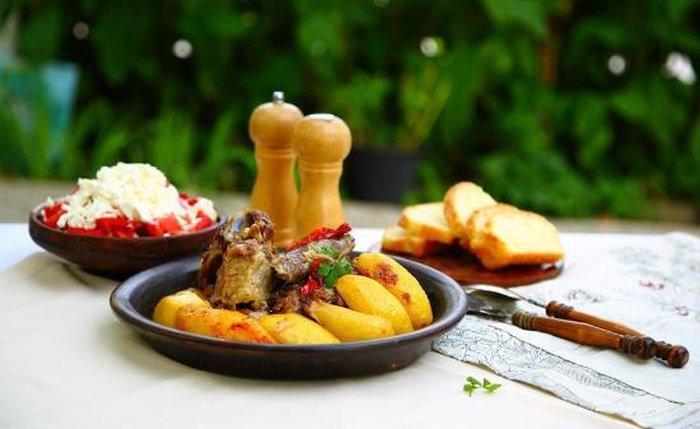 Национальная кухня - коноба «Koliba»