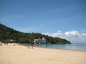 Пляж острова Цветов