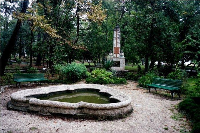 Тиват - Городской парк с ботаническим садом