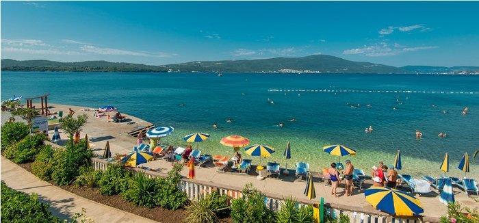Пляжи Тивата