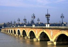 Бордо - Мост Pont de Pierre