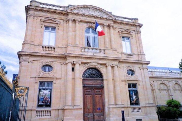 Бордо - музей изящных искусств