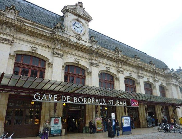 Железнодорожный вокзал Бордо