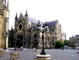 Базилика Святого Михаила (Basilique Saint-Michel de Bordeaux