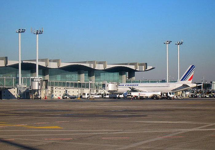 Аэропорт в Бордо