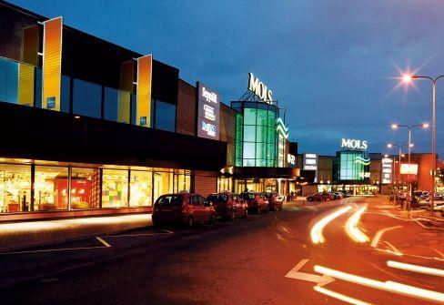 Торговый центр Mols в Риге