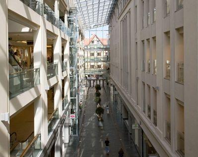 Торговый центр Galerija Riga