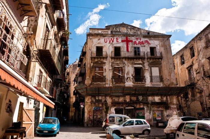 Палермо — южный сицилийский город