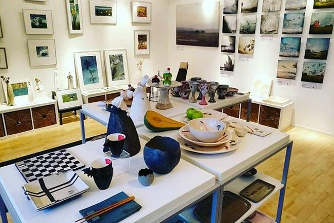 Магазин Art Story. Фото: visitporvoo.fi