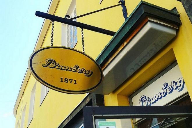 Кондитерский магазин шоколадной фабрики Brunberg. Фото: flickr.com