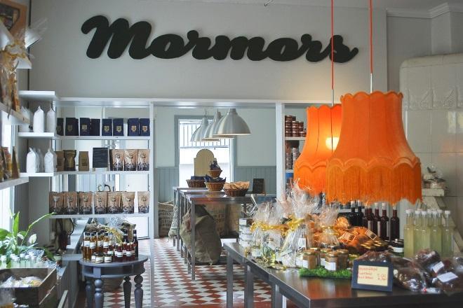 Магазин Mormors Herkkukauppa. Фото: blogspot.com