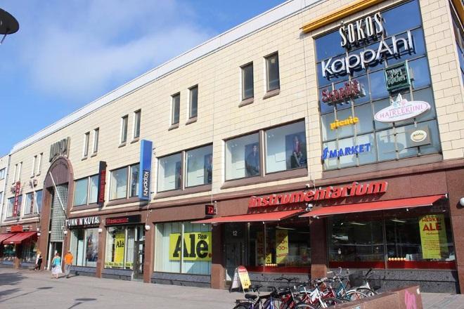 Торговый центр Lundi. Фото: orienta-tour.ru