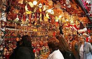 Рождественские базары в Мюнхене