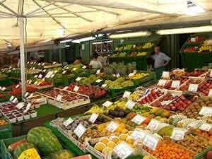 Рынок Виктуалиенмаркт в Мюнхене