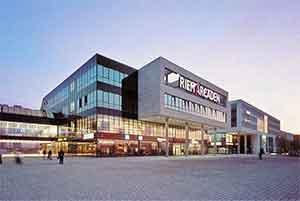 Торогвый центр Riem Arcaden