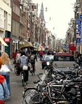 улицы Амстердам