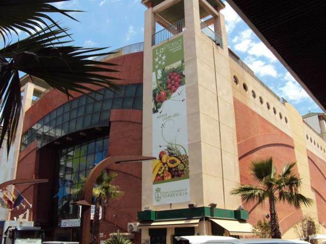 La Plasa indoor market, Torrevieja