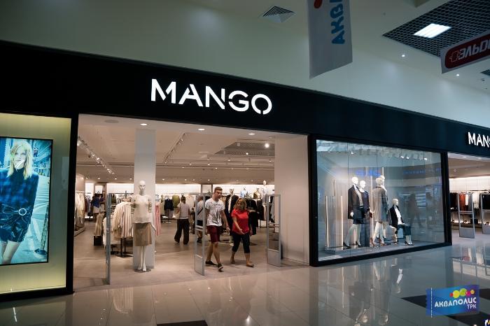 Магазин «MANGO» в Пскове