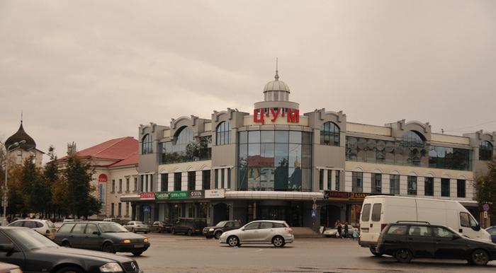 ТК ЦУМ в Пскове
