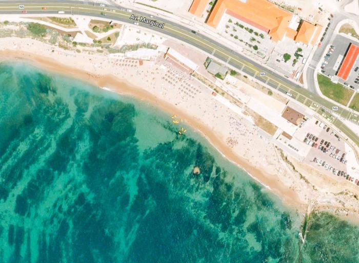 Пляжи Лиссабона - Praia de São Pedro do Estoril