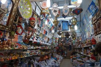 Шоппинг в Тунисе