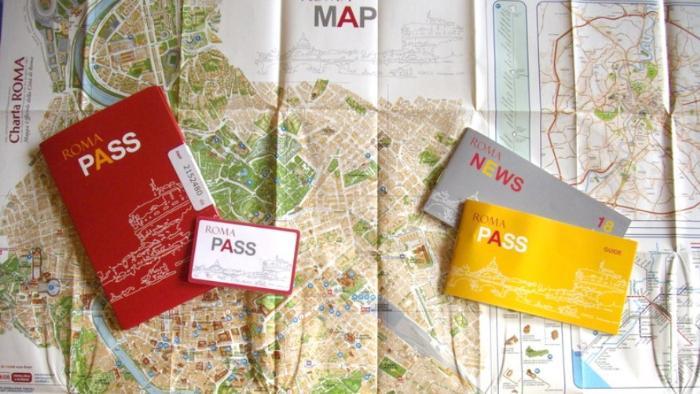 Карта Romа Pass