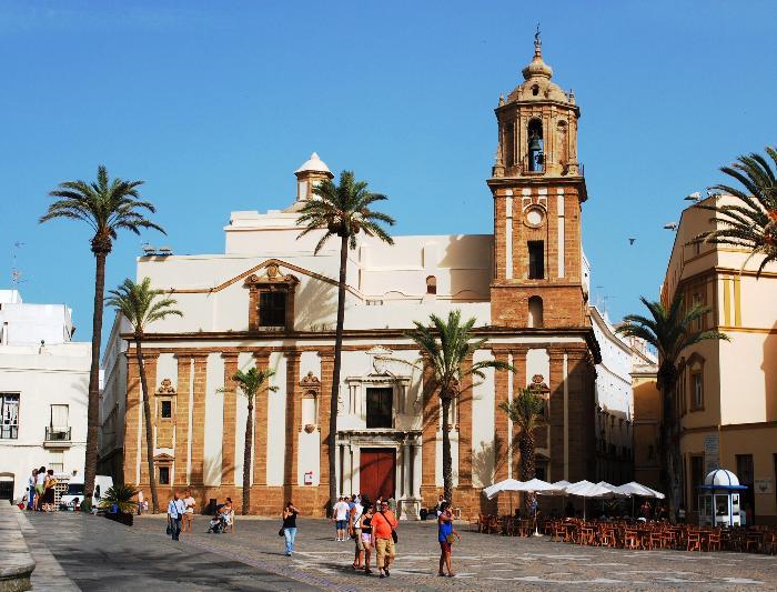 Церковь Апостола Сантьяго