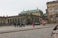 Дрезден: в центральной части города