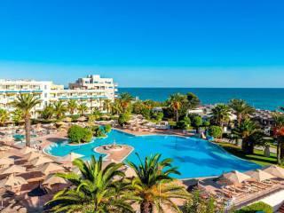 Туры в Тунис на 9-10 ночей, 2взр+2реб, отели 4-5*, все включено от 111 231 руб за ТУР — сентябрь