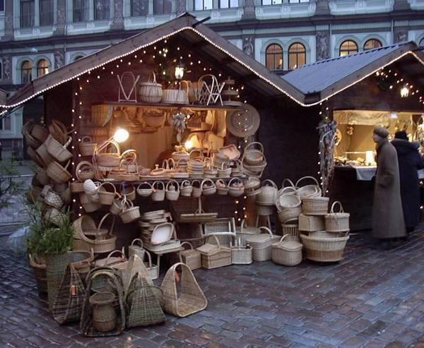 Рождественский рынок в Риге.JPG