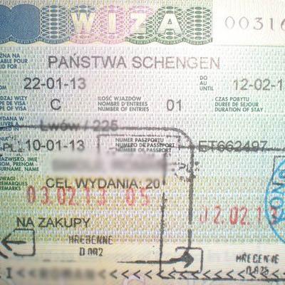 виза в Польшу за покупками (na zakupy)