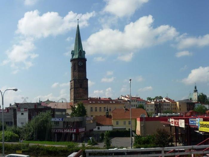 Город Фридек-Мистек, Чехия.