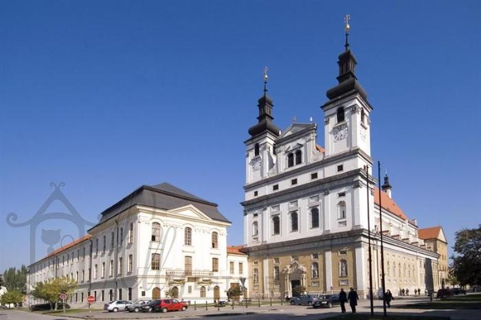 Город Трнава, Словакия.