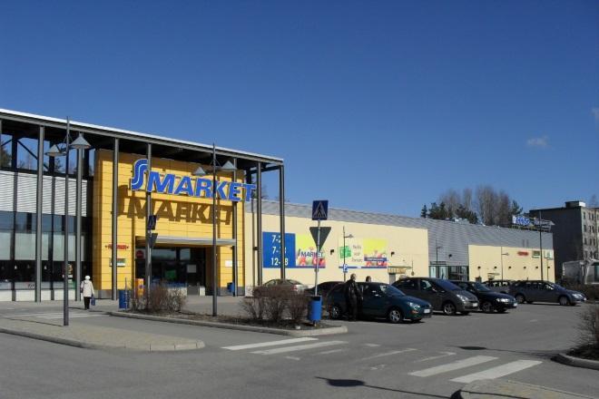 Супермаркет S-market