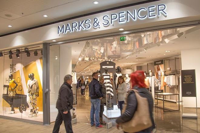 Магазин Marks & Spenser в Лаппеенранте