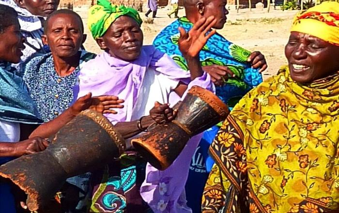 сувениры из танзании
