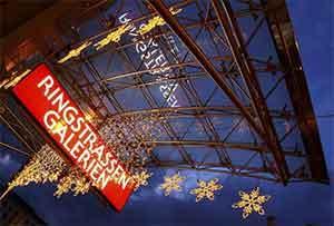 Галереи Ringstrassen это отличное место для шоппинга в Вене