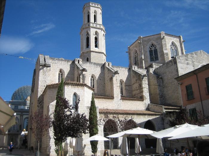 Церковь Сан-Пере в Фигересе