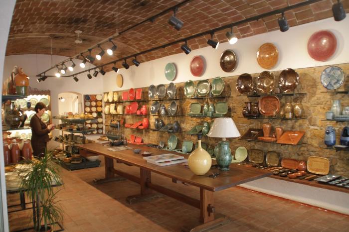 Магазин керамики в Фигересе
