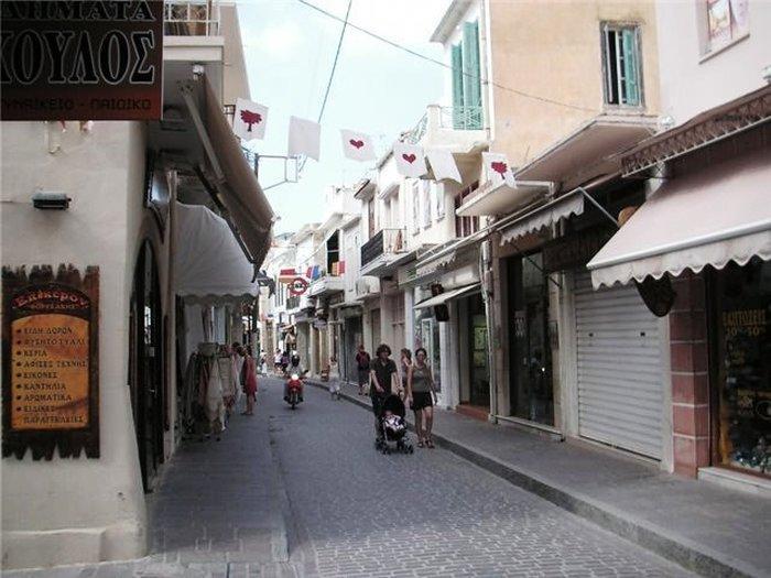 Крит - магазины одежды