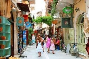Магазины Крита