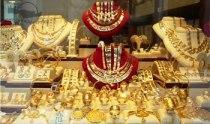 Золотые украшения на Крите