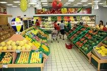 Продовольственнй супермаркет на Крите