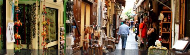Крит - сувениры от местных ремесленников